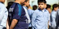 22درصد کودکان ایرانی دچار اضافه وزن هستند