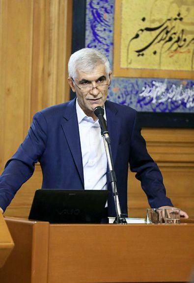 قرائت سوگندنامه شهردار تهران در صحن شورا