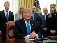 ترامپ: برای خلع سلاح هستهای کره شمالی عجله ای ندارم!