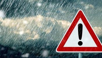 پیشبینی بارش شدید در شمال خوزستان