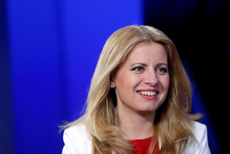 رهبران زن جهان اسلوواکی