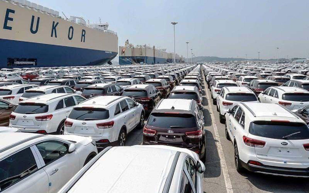 بلاتکلیفی بیش از یک هزار خودروی وارداتی در گمرک