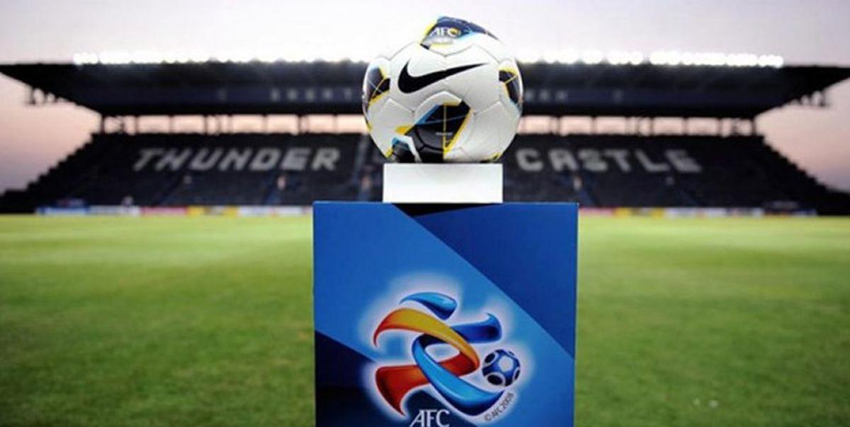حریف ایران در لیگ قهرمانان آسیا مشخص شد