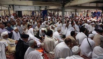 بزرگداشت شهدای حادثه منا برگزار شد +عکس