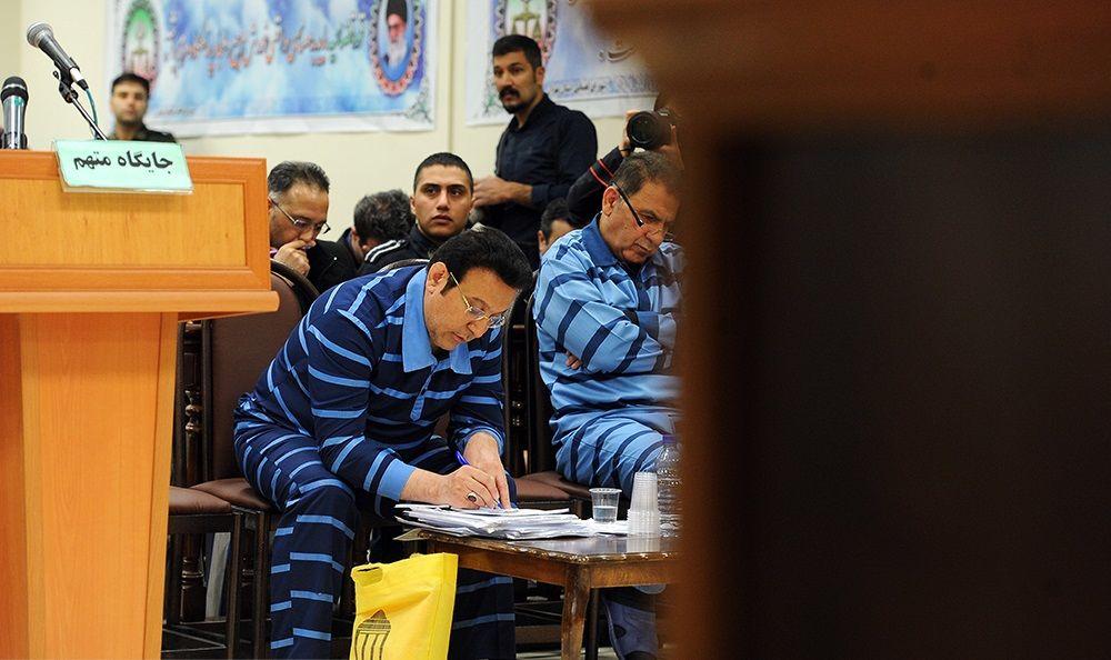 دادگاه حسین هدایتی