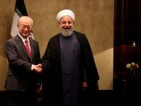 روحانی: تداوم برجام در گرو توازن تعهدات همه طرفین است/ طرفهای دیگر خروج برجام از تعادل را جبران کنند