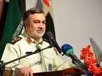 فرمانده ناجا : تصادفات جادهای 15درصد کاهش یافت