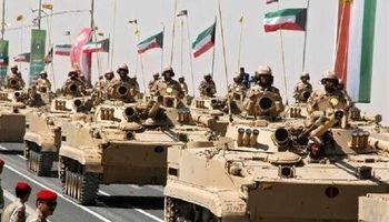 ارتش کویت به حالت آمادهباش در آمد