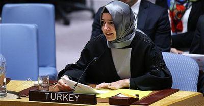 ترکیه از هلند به سازمان ملل شکایت کرد