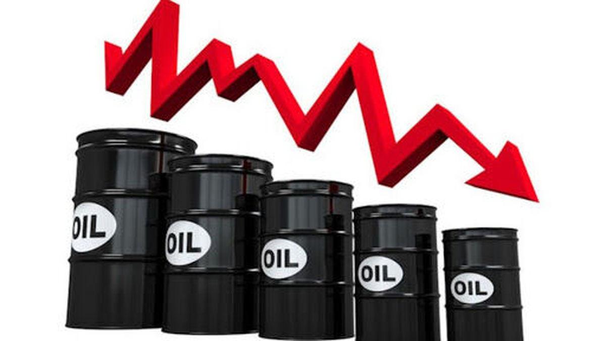 قیمت نفت در بازارهای آسیا کمتر شد