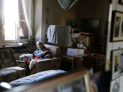 مسن ترین فرد جهان +عکس