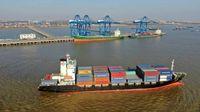 کاهش ۱۴ درصدی صادرات به عراق