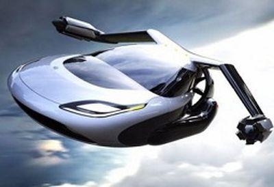 خودرو پرنده 900 میلیون تومانی +تصاویر