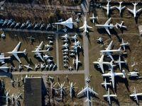 کلکسیون موزه نیروی هوایی روسیه +تصاویر