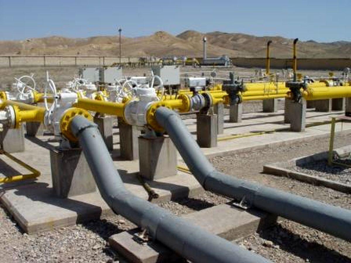 گاز ترکمنستان وصل شد