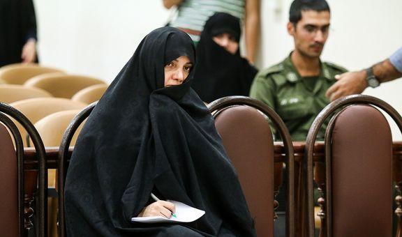 واکنش محسن تنابنده به دادگاه دختر وزیر +عکس