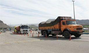 محدودیت تردد در پایانههای مرزی آذربایجانشرقی اعمال شد