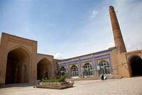 مسجد تاریخانه دامغان شکوه معماری در تاریخ +عکس