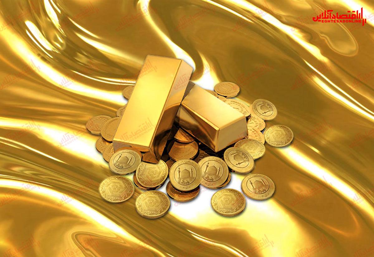 افزایش قیمت طلا با تداوم شرایط عدم اطمینان سیاسی/ تاثیرپذیری بازارها از سنگ اندازیهای ترامپ