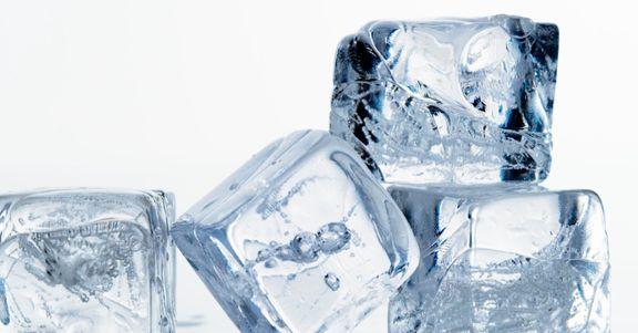 یک قطعه یخ 325 دلار!