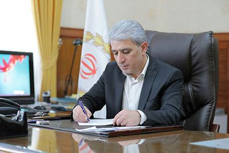 تبریک مدیرعامل بانک ملّی ایران به مناسبت روز خبرنگار