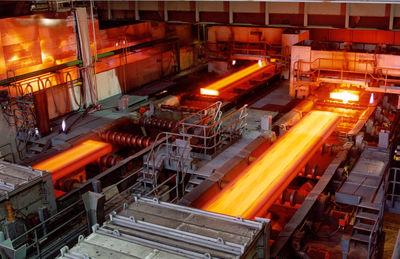 ۱.۴ میلیارد دلار؛ صادرات فولاد کشور