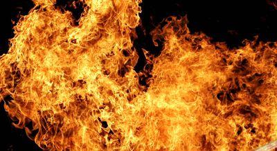 آتشسوزی یک بخاری نفتی دیگر در مدرسه