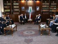 رئیس مجلس ملی جمهوری آذربایجان با ظریف دیدار کرد