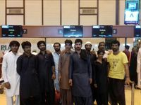 آزادی ملوانان ایرانی زندانی در پاکستان +عکس