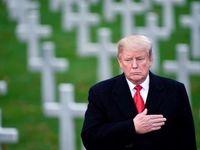 تکرار اظهارات واهی ترامپ در خصوص ساقط کردن پهپاد ایرانی