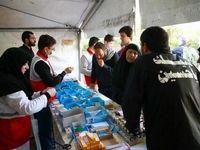 مراجعه ۳۴هزار زائر اربعین به قرارگاههای مرزی امداد و نجات