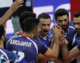 تیم والیبال امید ایران هفتم جهان شد