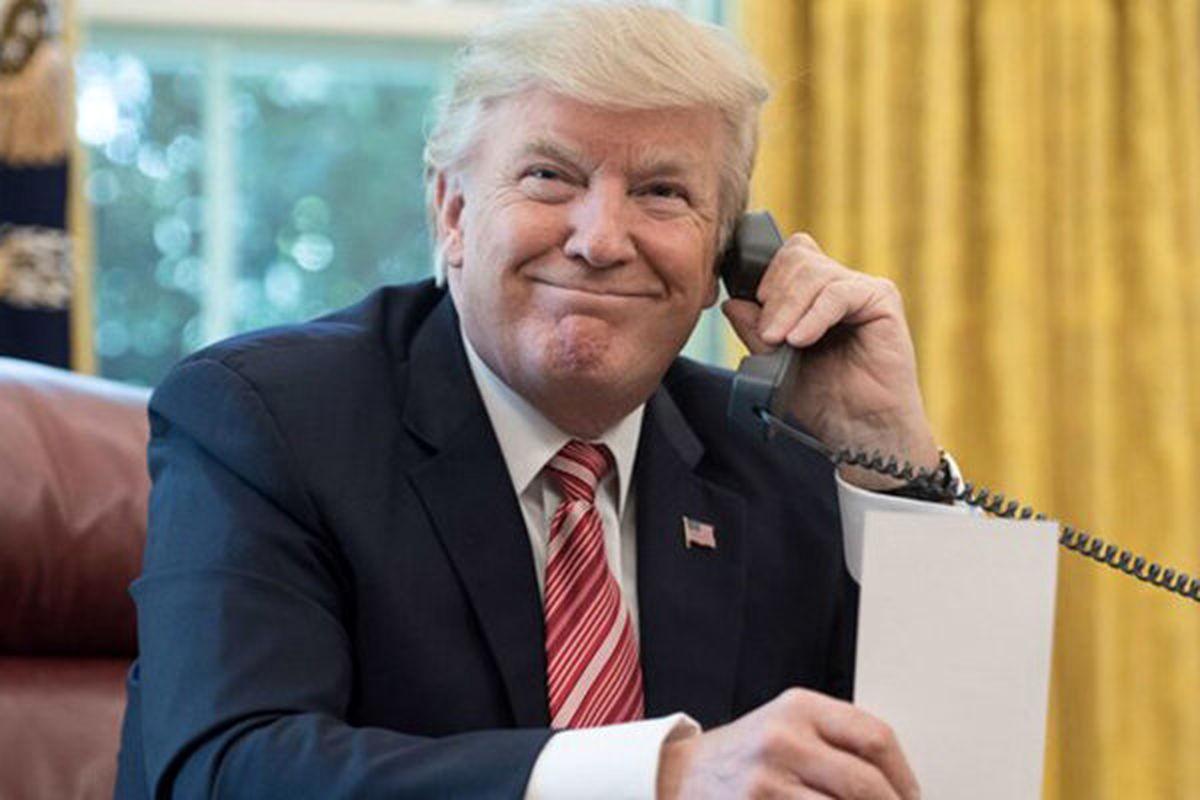 ترامپ با ولیعهد سعودی درباره ایران صحبت کرد