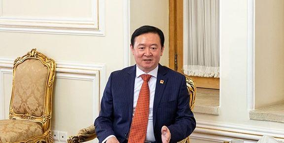 سفیر چین خطاب به جهانپور: اخبار وزارت بهداشت چین را بخوانید