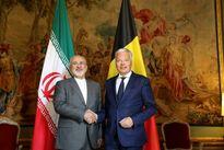 ظریف و وزیر خارجه بلژیک دیدار کردند