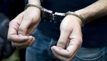 دستگیری سارق شب روی منازل