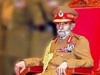آخرین تصاویر سلطان قابوس قبل از مرگش