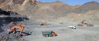 اشتغال ۶۶۰هزار نفری در بخش معدن و صنایع معدنی