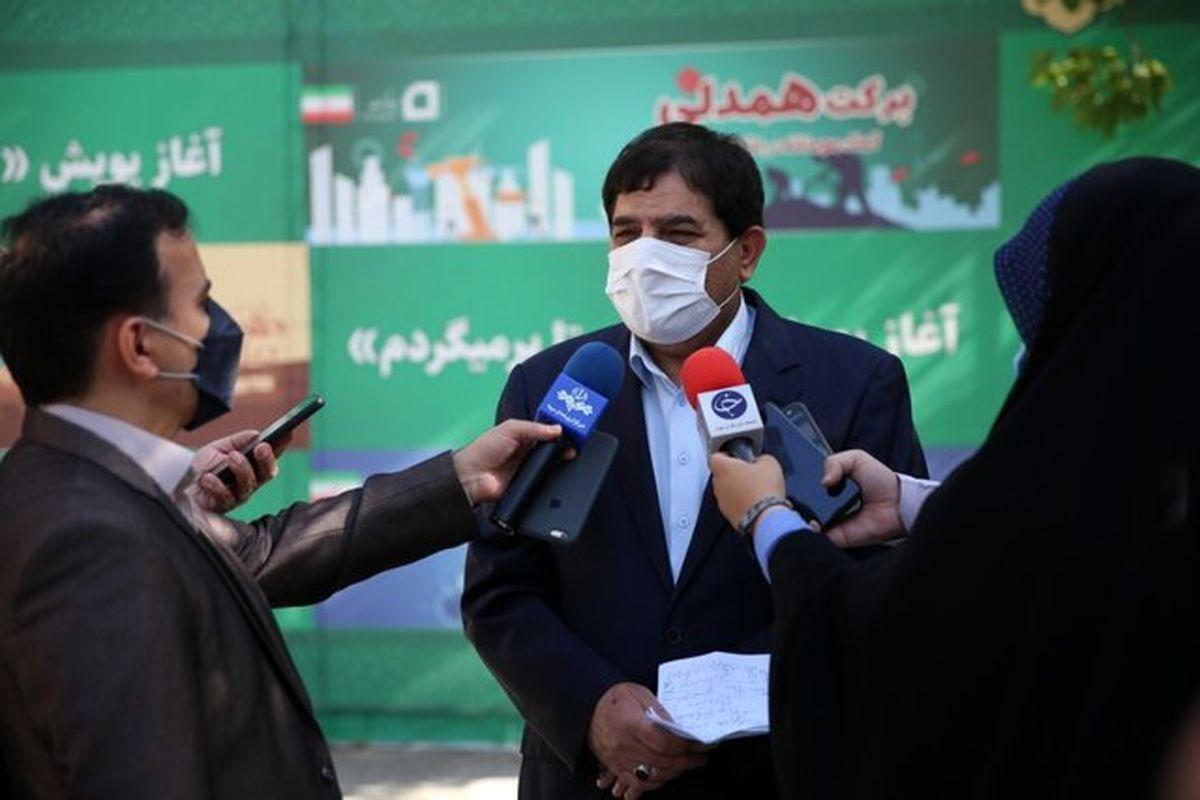 مخبر: با ملت ایران پیمان می بندم