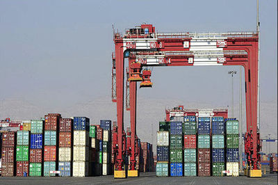 ۱.۶میلیون تن؛ صادرات کالا از مرزهای زمینی