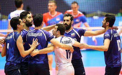 صعود نوجوانان والیبال ایران به چهار تیم برتر جهان