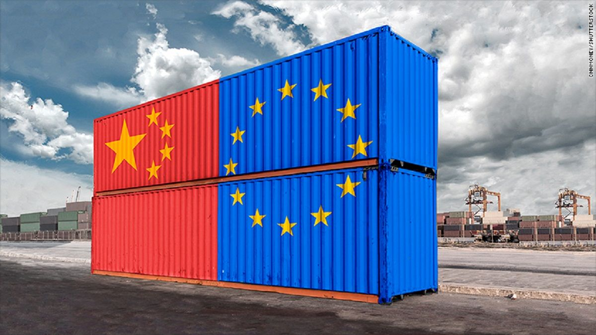 برترین شرکای تجاری اروپا کدام است؟/ پیشتازی چین از آمریکا در حجم معاملات با اروپا