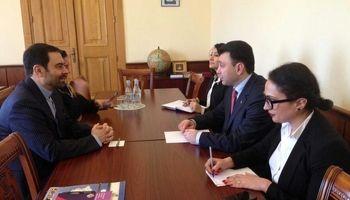 حمایت مجلس ارمنستان از توسعه روابط اقتصادی با ایران