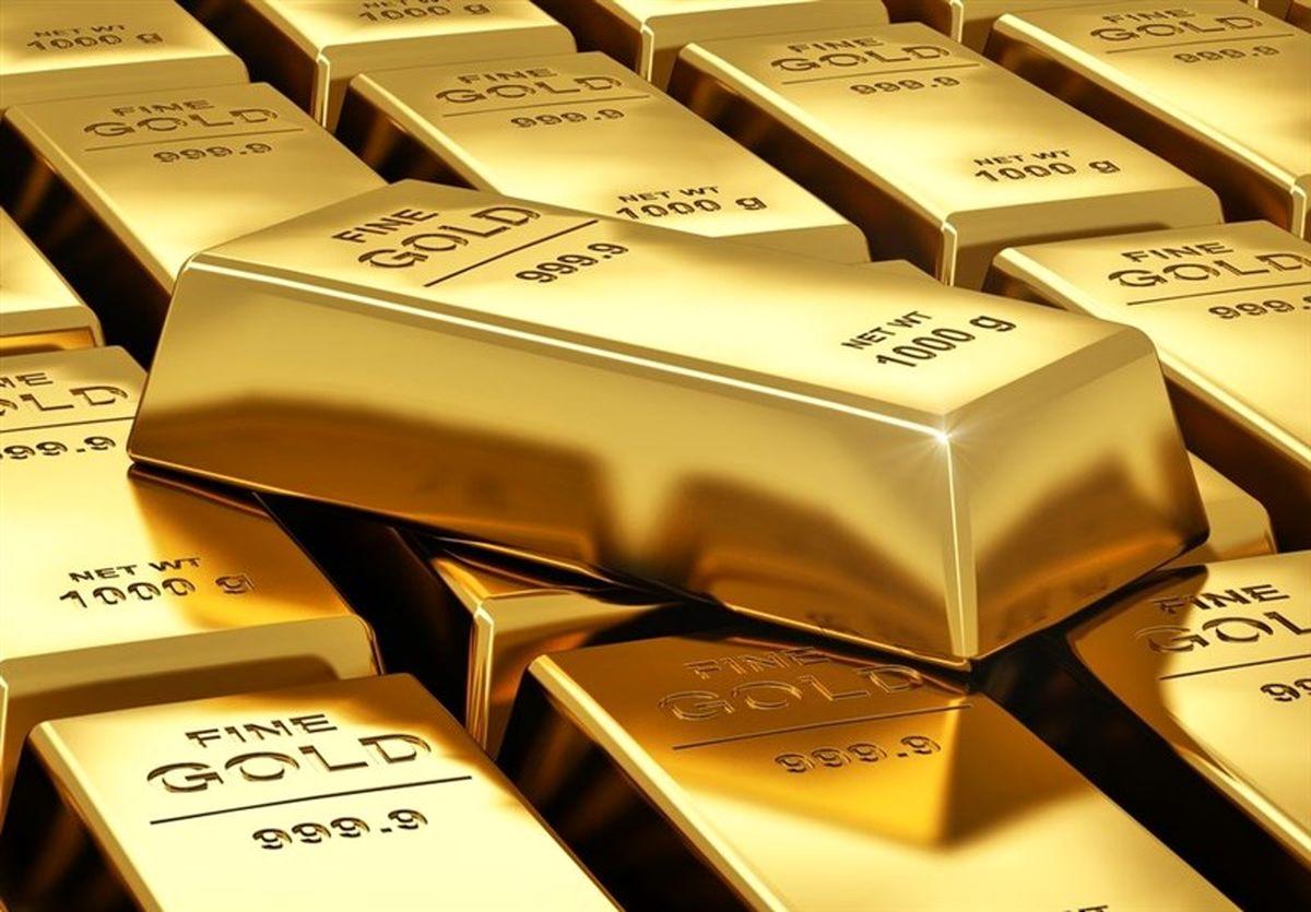 کاهش ارزش دلار و کرونا، قیمت طلا را بالا برد