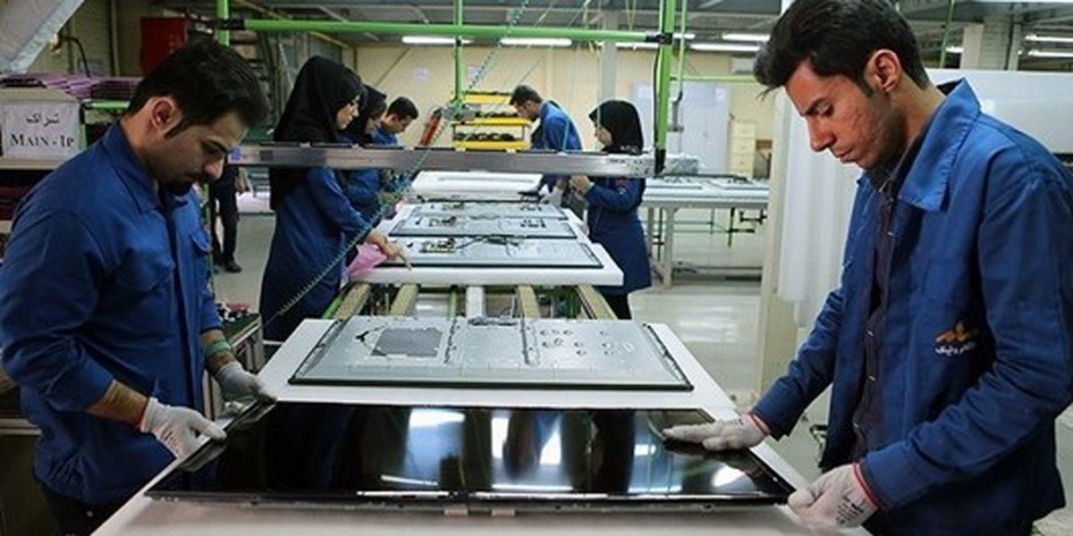تولید تلویزیون بیش از ۳۰درصد افزایش یافت