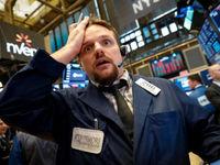 سقوط ارزش سهام در «والاستریت»