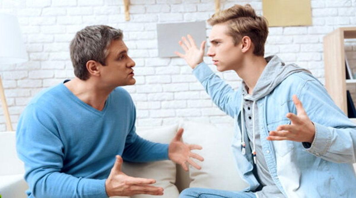 """با نوجوان """"بد دهن"""" چه کنیم؟"""