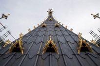 تعمیر ساعت معروف لندن +تصاویر