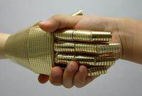 دستکشی که به رباتها حس لامسه میدهد