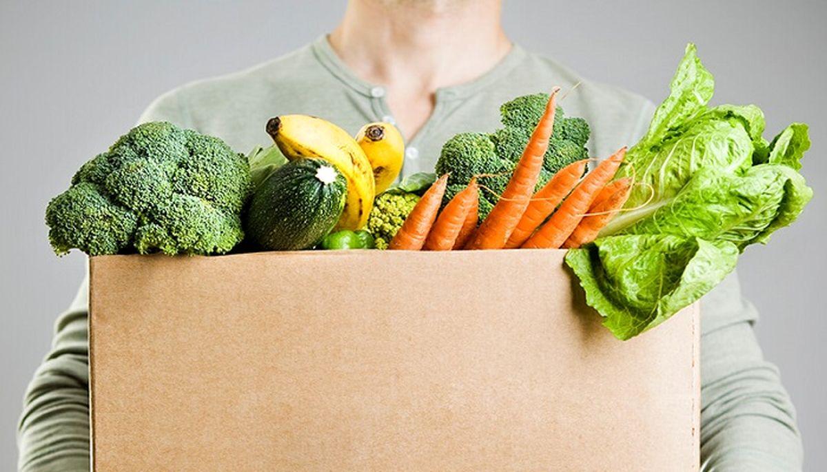 10ماده غذایی برای 10زاندام بدن انسان